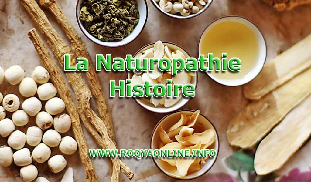 naturopathe histoire